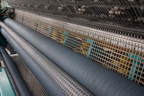 Производство базальтовой сетки 3