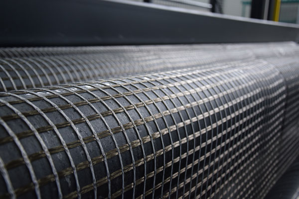 Производство базальтовой сетки 2