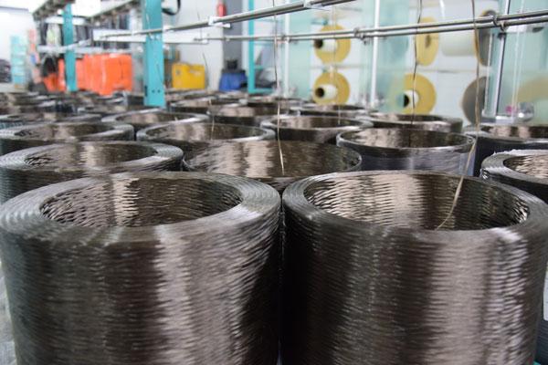 Производство базальтовой сетки 1