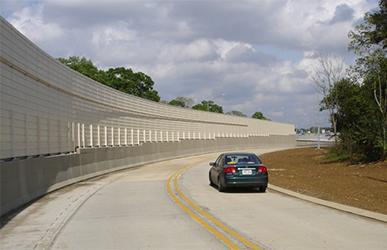 Шумоизоляция в автодорожном строительстве